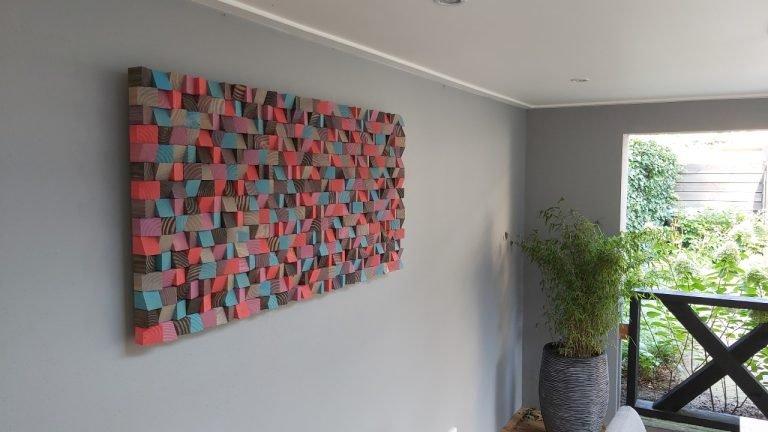 Wanddecoratie Buiten